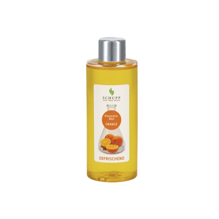 Schupp Kleopatra-Bad | Orange | 100 ml