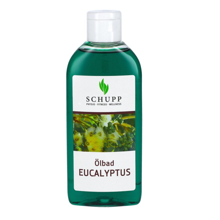 Schupp Ölbad | Eucalyptus | 200 ml