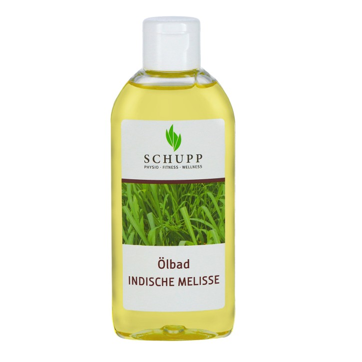 Schupp Ölbad | Indische Melisse | 200 ml