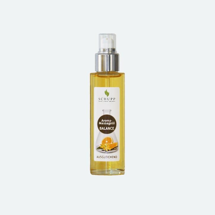 Schupp Aroma Massage-Öl | Balance | 100 ml