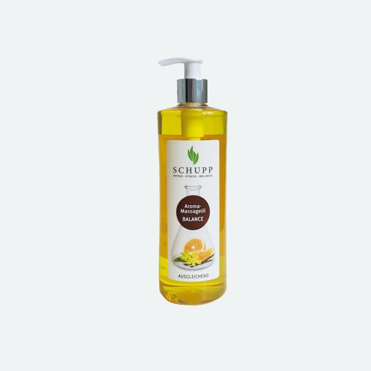 Schupp Aroma Massage-Öl | Balance | 500 ml