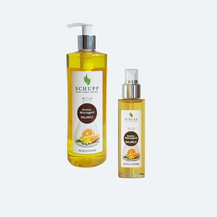 Schupp Aroma Massage-Öl | Balance