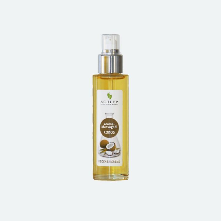 Schupp Aroma Massage-Öl | Kokos | 100 ml