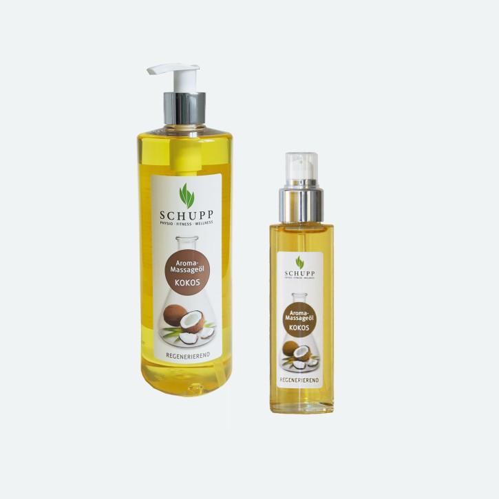 Schupp Aroma Massage-Öl | Kokos