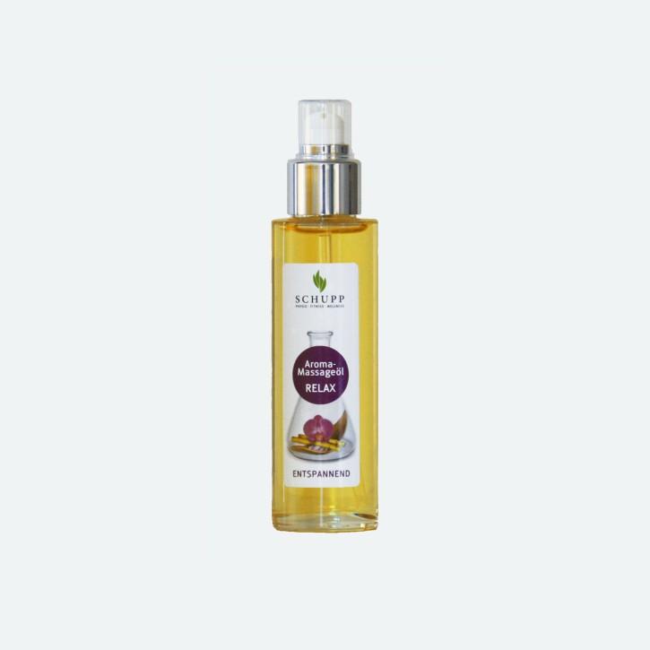 Schupp Aroma Massage-Öl   Relax   100 ml