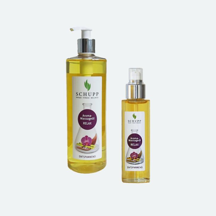 Schupp Aroma Massage-Öl | Relax