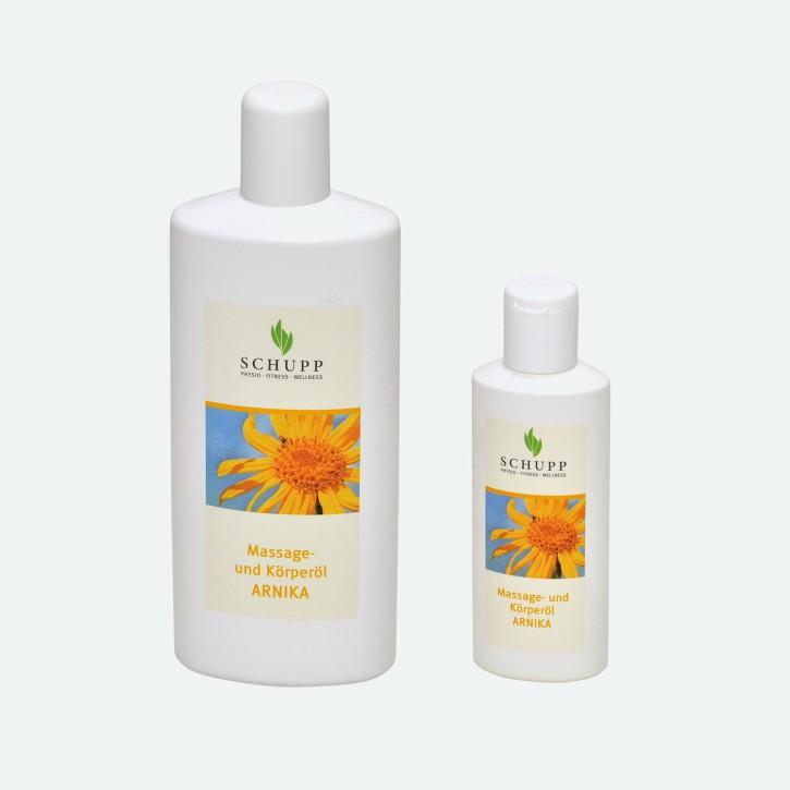 Schupp Massage und Körperöl | Arnika