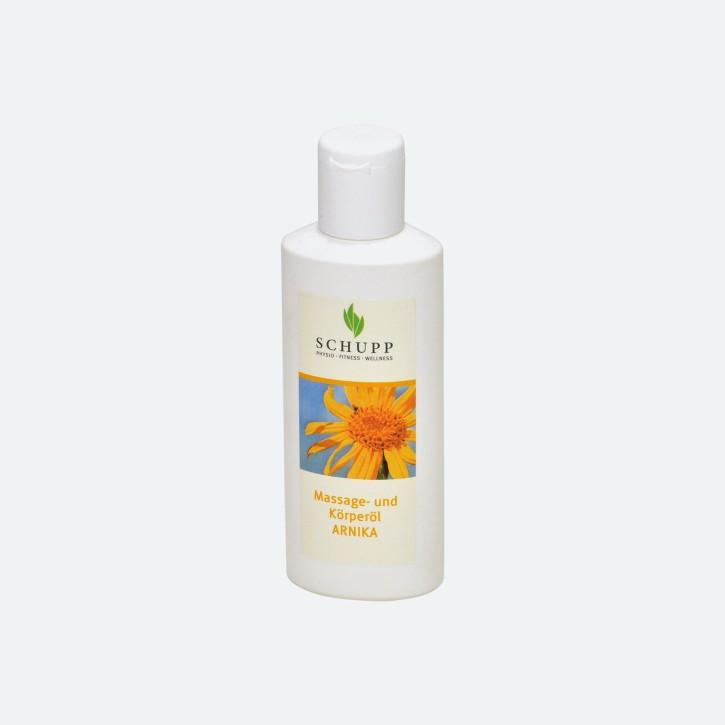 Schupp Massage und Körperöl | Arnika | 200 ml