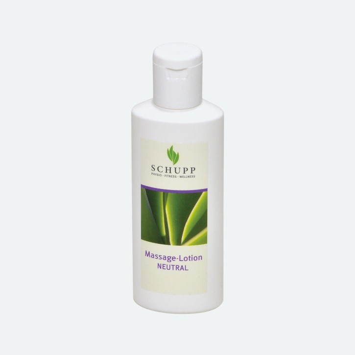 Schupp Massage-Lotion | Neutral | 200 ml