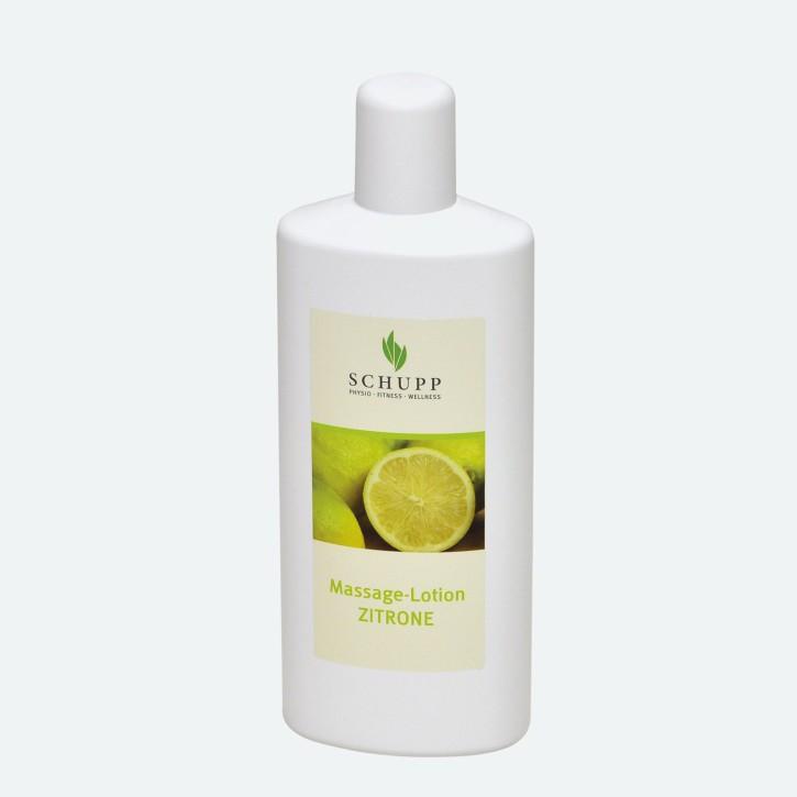 Schupp Massage-Lotion | Zitrone | 1000 ml