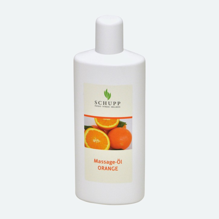 Schupp Massage-Öl | Orange | 1000 ml