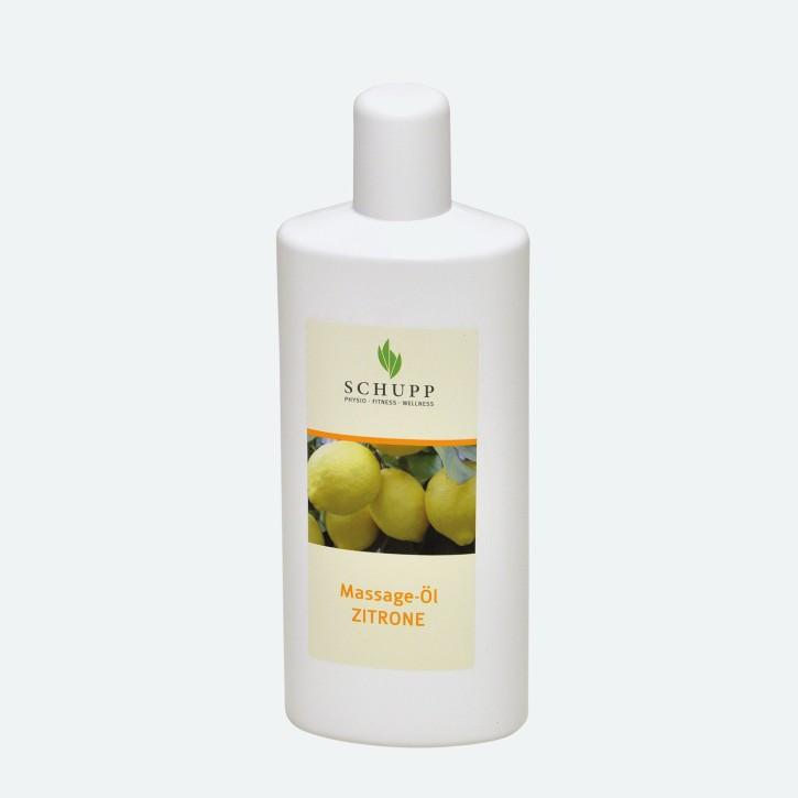 Schupp Massage-Öl | Zitrone | 1000 ml
