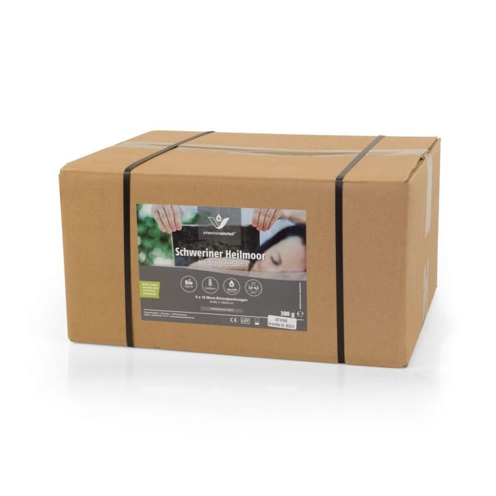 Schweriner Heilmoorpackungen | 30 x 40cm | 60er Set | MHD 02/20