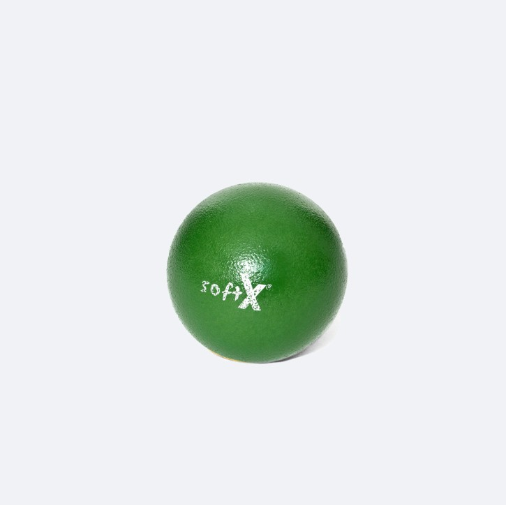 softX® Bälle mit Coating | Ø 18,0 cm | grün