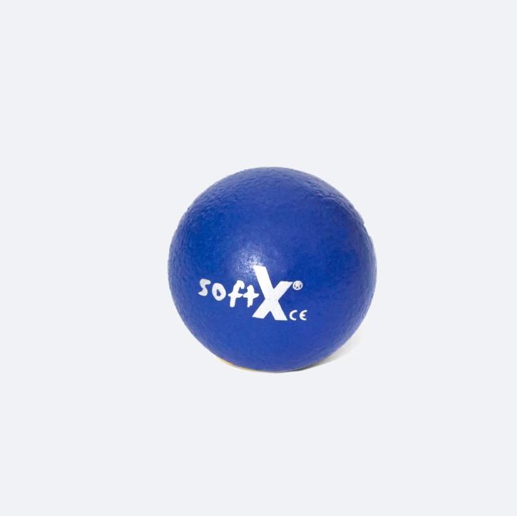 softX® Bälle mit Coating | Ø 21,0 cm | blau