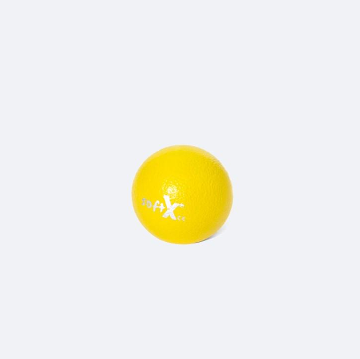 softX® Bälle mit Coating   Ø 8,0 cm   gelb