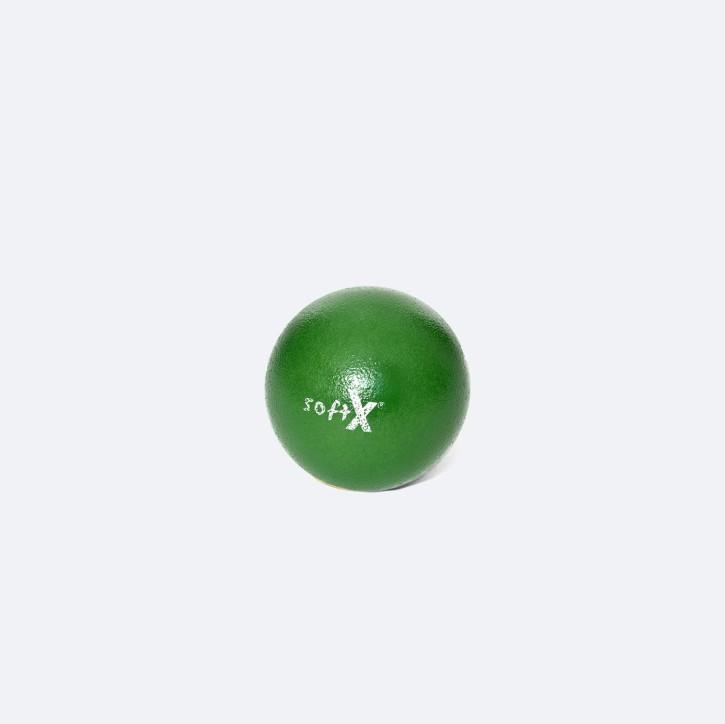 softX® Bälle mit Coating | Ø 8,0 cm | grün