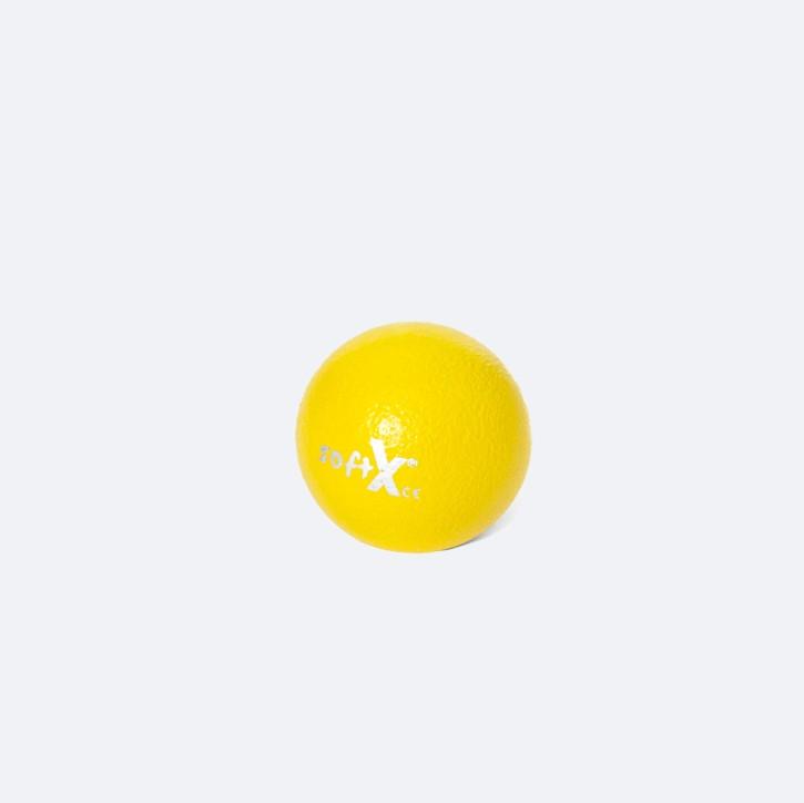 softX® Bälle mit Coating | Ø 9,0 cm | gelb