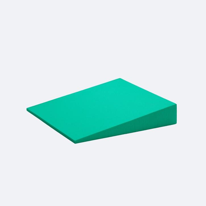 softX® Sitzkeilkissen | eckig | grün