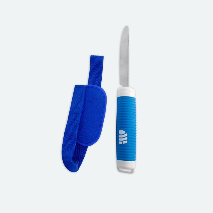 Adaptierbares Besteck inklusive Handschlaufe | Messer