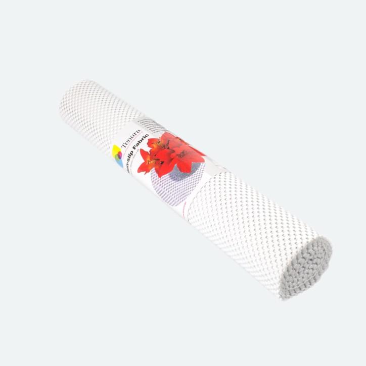 Tenura rutschfestes Polstergewebe | weiß