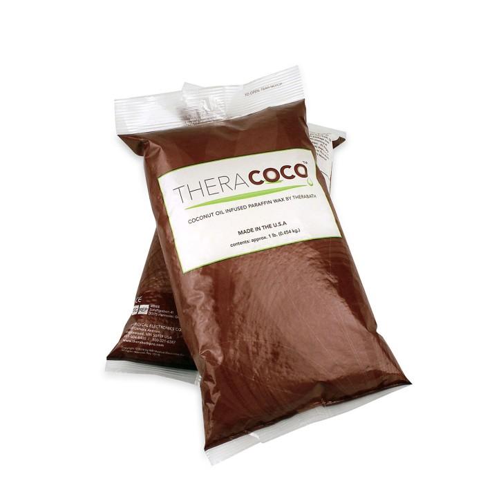 TheraCOCO Paraffin Pastillen | Kokos 6 x 454 g