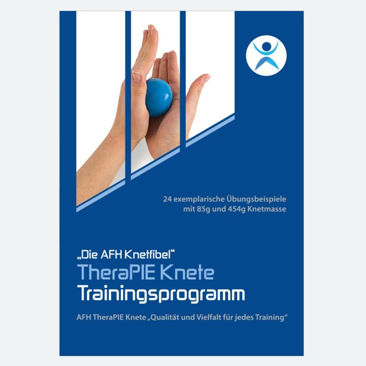 AFH Knetfibel | TheraPIE Knete Trainingsprogramm