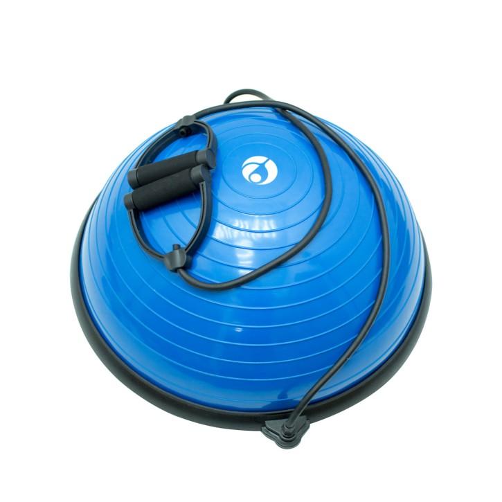 TheraPIE Balance Trainer inklusive Pumpe | Gleichgewicht | Trainingsgerät Ø 58 cm