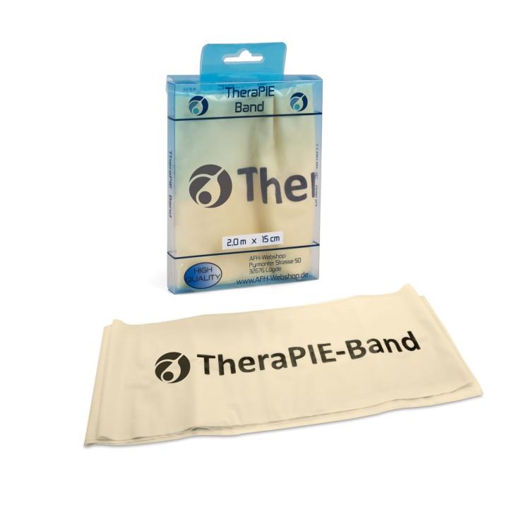 TheraPIE Band | Übungsband | 2,0m | Klassik Farben | verschiedene Stärken