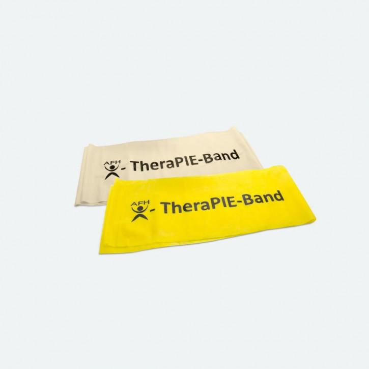 TheraPIE Band | Übungsband | 2,0m | Set 1 | ultra leicht + leicht