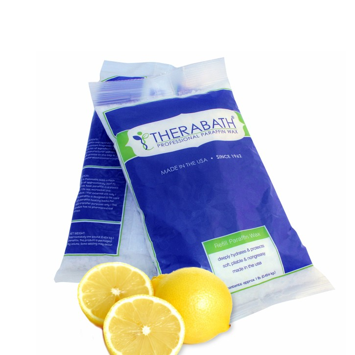 Therabath PRO Paraffin Wachs | Lemon