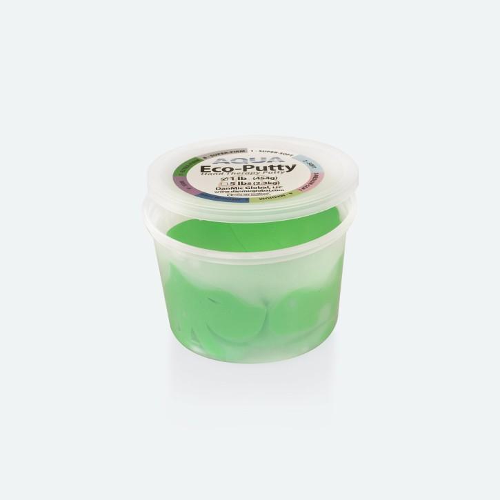 Therapieknete AQUA Eco-Putty | PROFI-Line | 454 g | medium