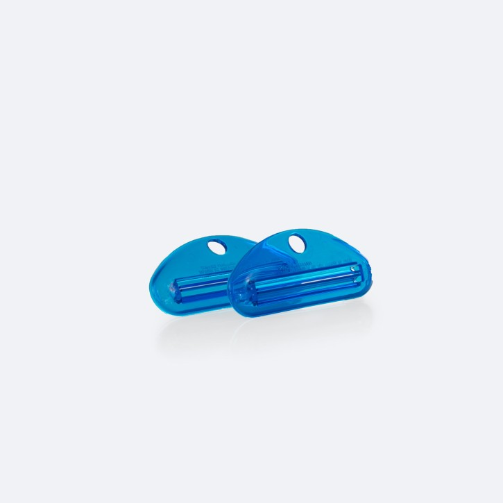 Tubenausdrücker | Tube Master | 2 Stück | blau