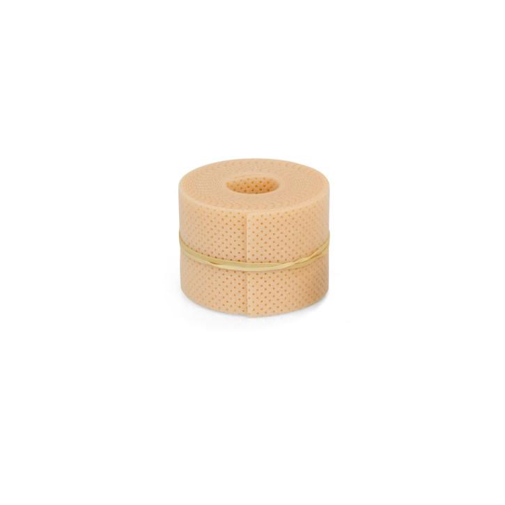 Thermoplastisches Schienenmaterial | Turbocast® Roll | Breite 5,0 cm | micro perforiert | 300 cm lang | beige