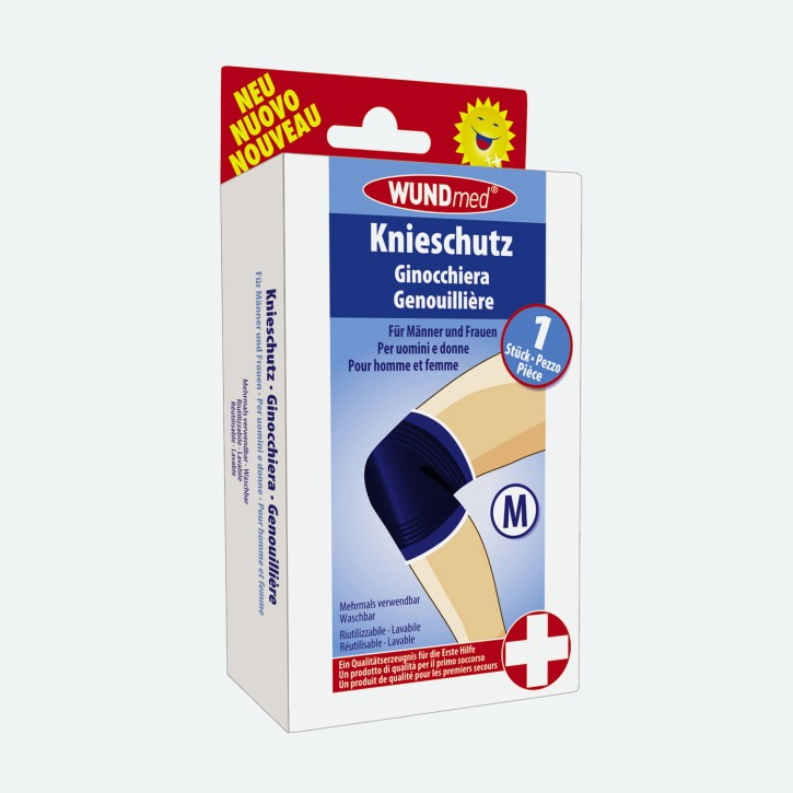 WUNDmed | Knieschutz | Bandage | S