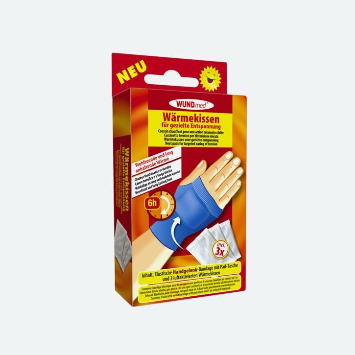 WUNDmed   Wärmekissen für Handgelenk   MHD erreicht