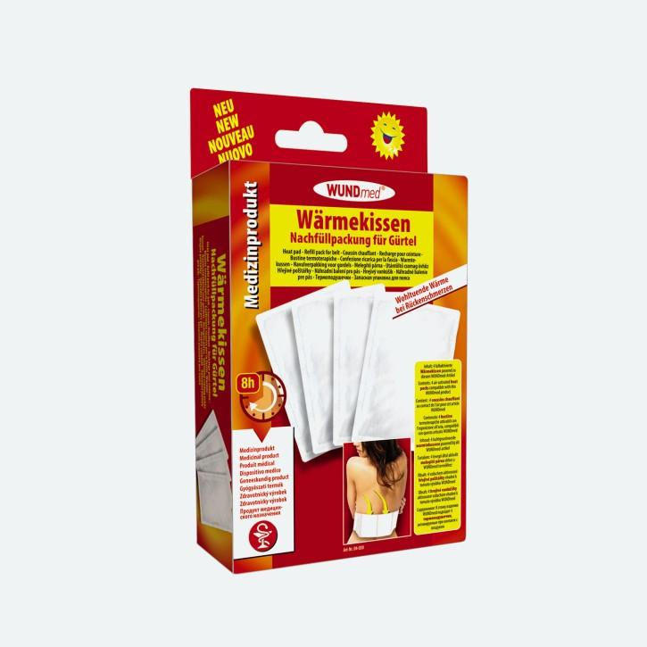 WUNDmed   Wärmekissen Nachfüllpack für Wärmegürtel