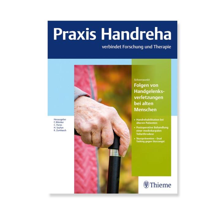 Abonnement Zeitschrift Praxis Handreha