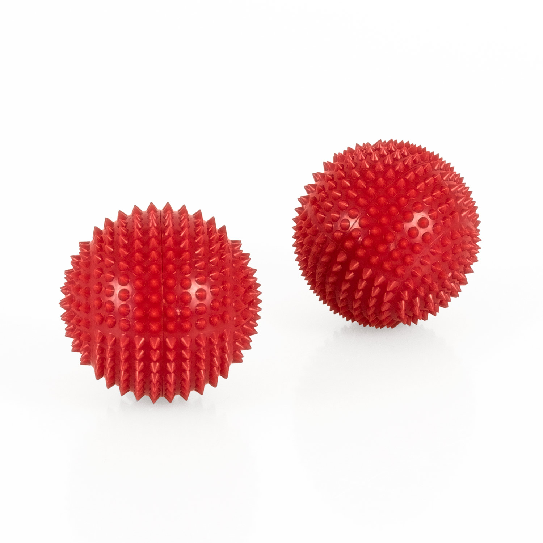 Magnet Akupunktur Massage Kugeln 2 Stck 55 Mm Verschiedene Gel Pad Akupuntur Farben