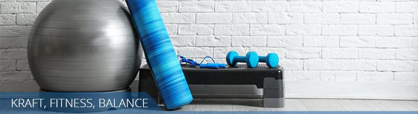 Kraft, Fitness, Balance