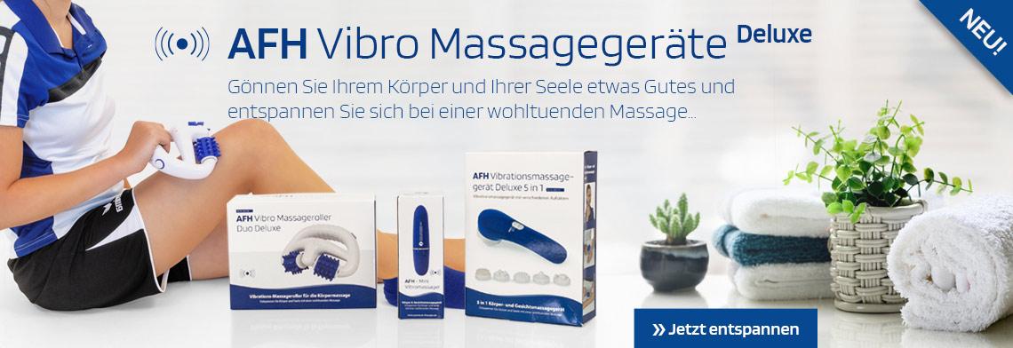 AFH Vibrations-Massagegeräte