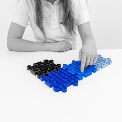 AFH Finger-Step-Sensorik Trainer | Designfarben | 6er Set