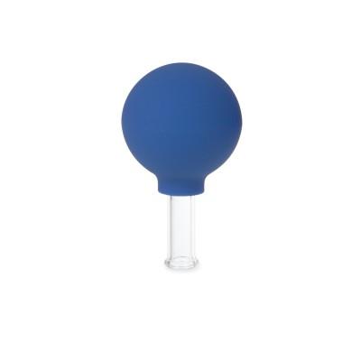 AFH Schröpfgläser Premium mit Bulk | Typ 1 - Zylinder | Farb- und Größenauswahl