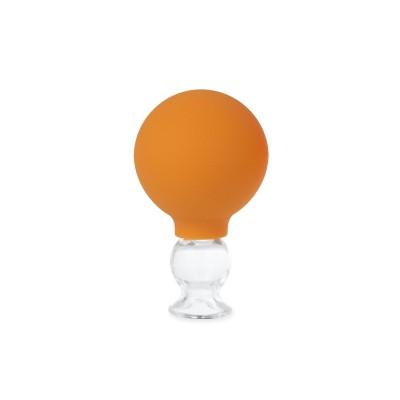AFH Schröpfgläser Premium mit Bulk | Typ 2 - Olive | Farb- und Größenauswahl