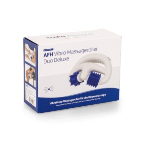 AFH Vibro Massageroller Duo Deluxe