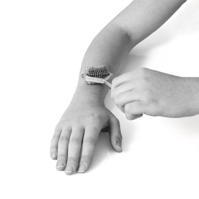 AFH 10er Zackenrad | Sensibilitätstest | Neurotest | Wartenbergrad | Edelstahl | poliert