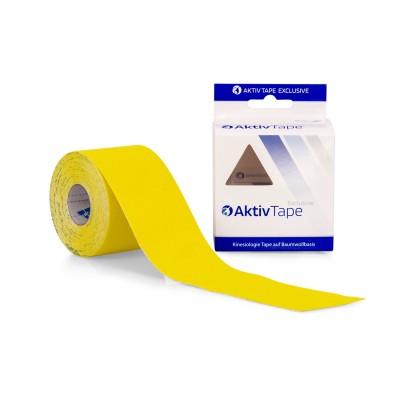 AFH Aktiv Tape | Kinesiologie Tape 5,0 cm x 5 m | 3er Set Spar-Aktion