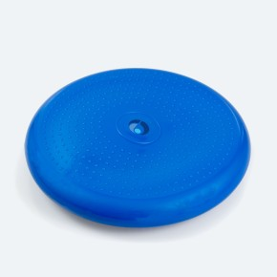 AFH Balance Luftkissen inkl. Pumpe | Ø 35cm | blau