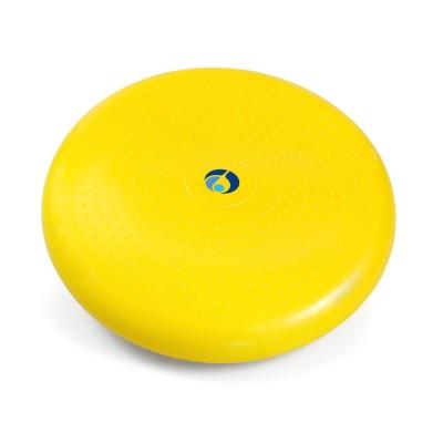 AFH Balance Luftkissen inkl. Pumpe | Ø 35cm | gelb
