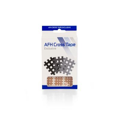 AFH Cross Tape Exclusive | Größe 1 | 22 x 28 mm | 90 Stück | beige